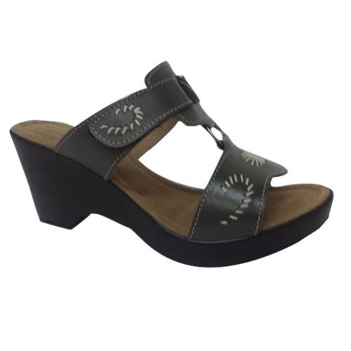 56066e6a06dd9 Mediconfort Ladies Heel Sandal