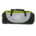 Green And Grey Wombat Sports Kit Bag