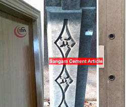 RCC Door Frame Design