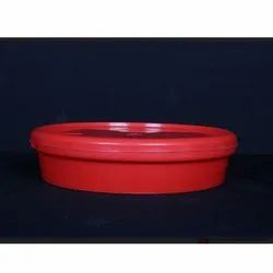 Ideal Red 2000 ml Chocolate Container