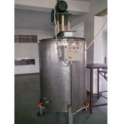 Chocolate Liquid Mixture Machine