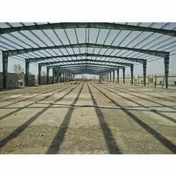Industrial Structural Work