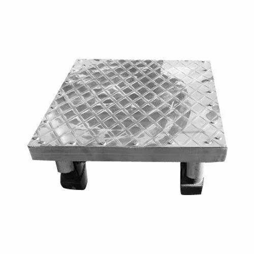Aluminum Single Step Stool Manufacturer From Delhi