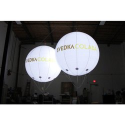 LED Advertising Balloons