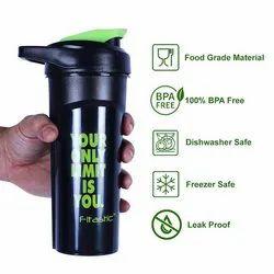 Premium Shaker Bottle