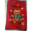 Baby Teddy Printed Blanket