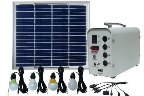 Solar Home Lighting System Homelighting
