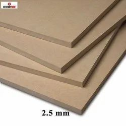 Rubber Plain Century MDF, Thickness: 2 To 35 mm