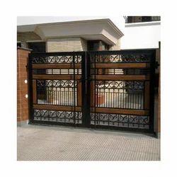 Mild Steel Designer Entrance Gate