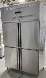 4 Door Commercial Deep Freezer