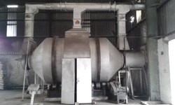 Lead Smelting Rotary Furnace