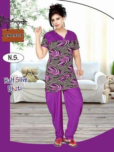 67ef04423 Stylish Ladies Night Suit