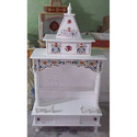 Flour Mounted Marble Temple