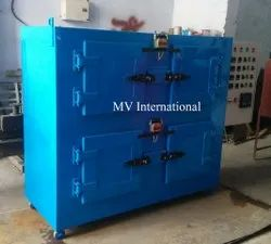 Multi Chamber Electrode Oven