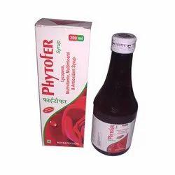 Lycopene, Multivitamin, Multiminerals & Antioxidant Syrup