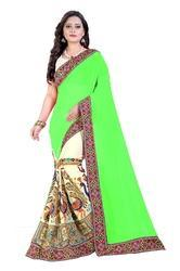 Riva 101 Georgette Saree