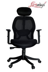 Work From Home Mesh Chair