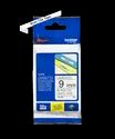 Brother TZe-221 Labelling Tape Black on White, 9mm Wide