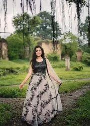 Ladies Designer Lahanga