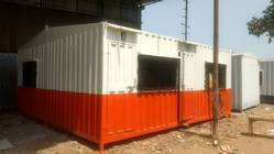 Steel Portable Office Containers