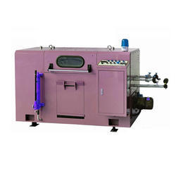 Semi Automatic Double Twist Bunching Machine