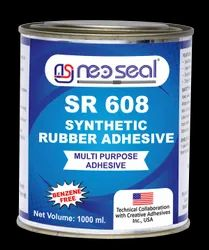 PU FOAM Synthetic Rubber Adhesive SR 608