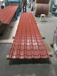 Corrugation Profile Sheet