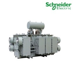 Single Phase Up To 100 Mva Schneider Oil-Immersed Electrical Power Transformer