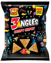 3 Angles Snack