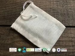 Grs Recycle Cotton Muslin Bag