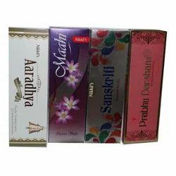 Agarbatti Printed Packaging Box