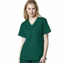 Dark Green Hospital Uniforms
