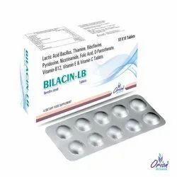 Vitamin Lactic Folic Acid Tablet
