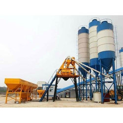 Concrete Plant Erection Service