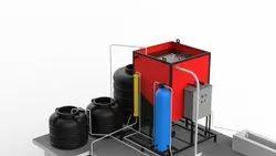 5KLD Effluent Water Treatment Plant