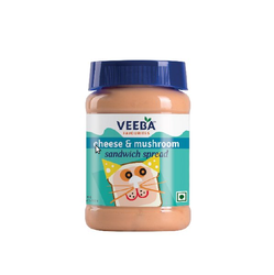 Veeba Cheese And Mushroom Sandwich Spread (280 gm)