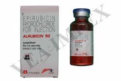Alrubicin 50mg Epirubicin