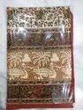Bagru Print Bed Cover