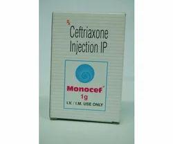 Monocef 1gm Injection