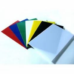 Acrylic Color Sheet