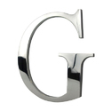 Stainless Steel Letter