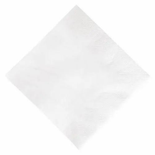 Airlaid Napkin White 30 cm x 30 cm for Hotel