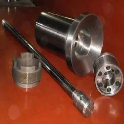 Turbine Control Valve and Stellited Valve Cone Piston