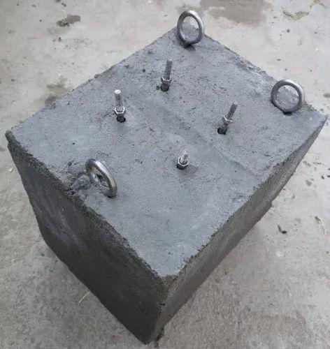 RCC Block For Diffusers Retrievable Arrangement