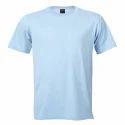 Round Neck Customized Promotional T-Shirt