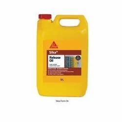 Liquid Sika Release Oil, for Brush