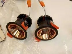 Rose Wood Down Lights, 10 W