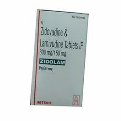 Zidovudine And Lamivudine Tablets IP