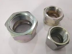 Forged nuts