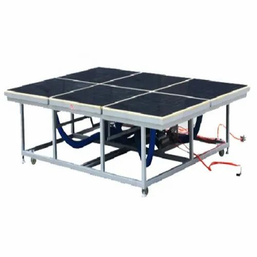 RM-2620 Glass Breaking Table